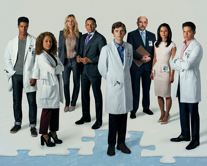 The Good Doctor Renewed for Season 2