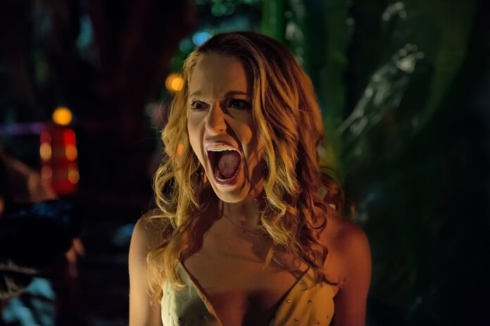 Happy Death Day star Jessica Rothe