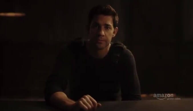 Nod for Jack Ryan season 2