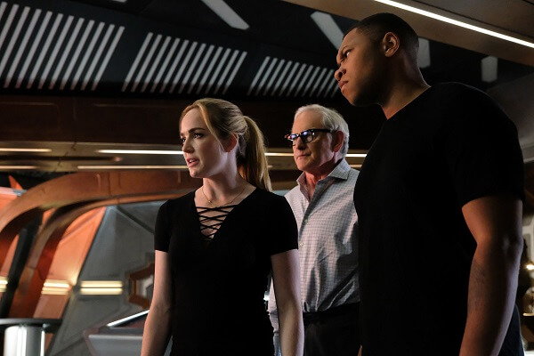 Legends of Tomorrow season 3 episode 3