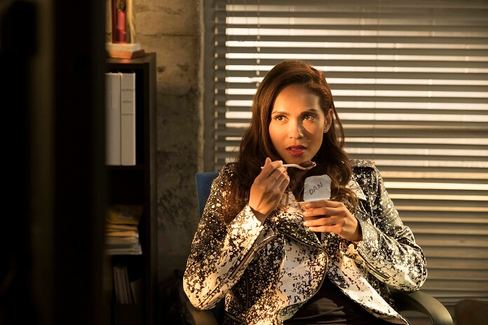 Lucifer Season 3 Episode 3 star Lesley-Ann Brandt