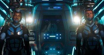 Box Office Report -Pacific Rim Uprising star John Boyega and Scott Eastman