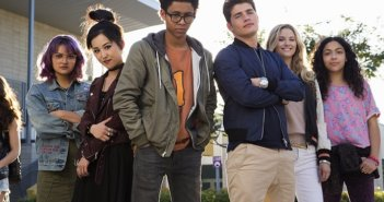 Marvel's Runaways Cast Photo