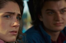 Stranger Things Natalia Dyer and Joe Keery