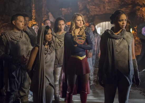 Supergirl Season 3 Episode 3