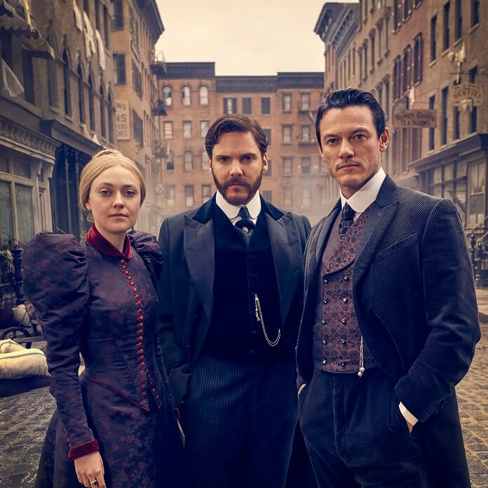 Lucifer Season 4 Remiel: 'The Alienist' Unveils A Trailer And 2018 Premiere Date