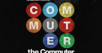 The Commuter Poster with Liam Neeson