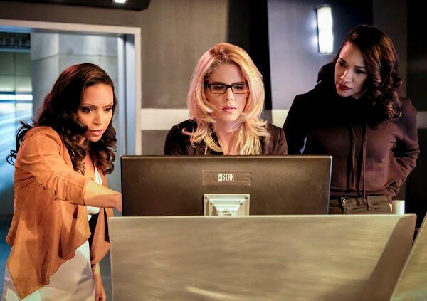The Flash Season 4 episode 5