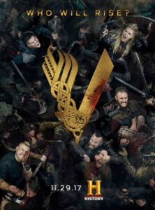 Vikings Season 5 Poster