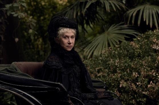 Winchester star Helen Mirren