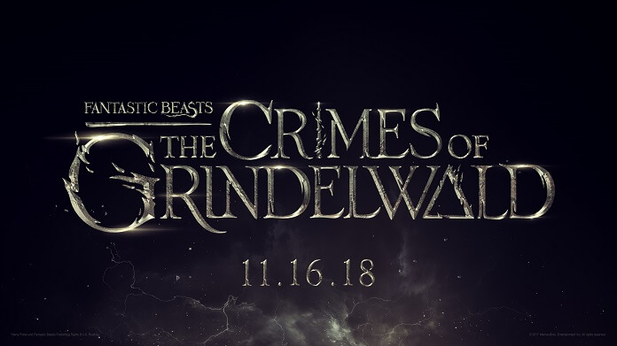 Fantastic Beasts: The Crimes of Grindelwald Title