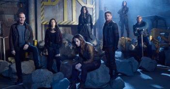 Agents of S.H.I.E.L.D. Cast Photo