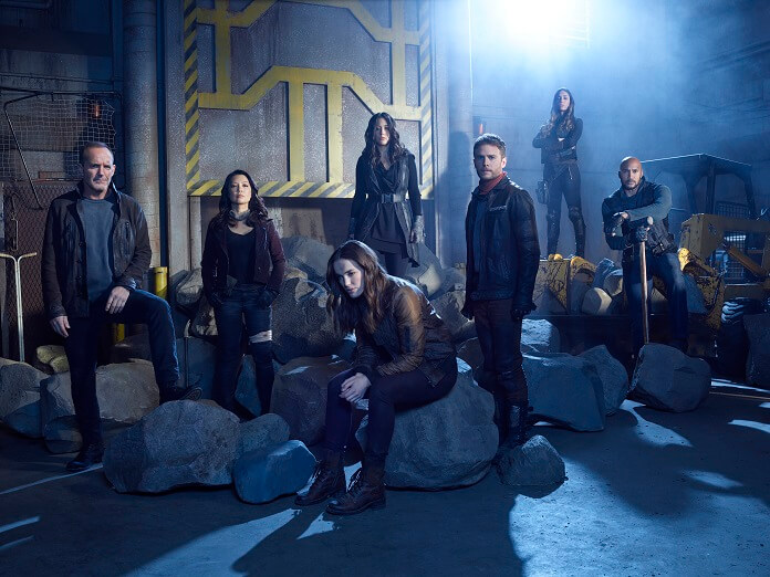 Agents of SHIELD Season 5 Cast Photos Head Into New Terrain
