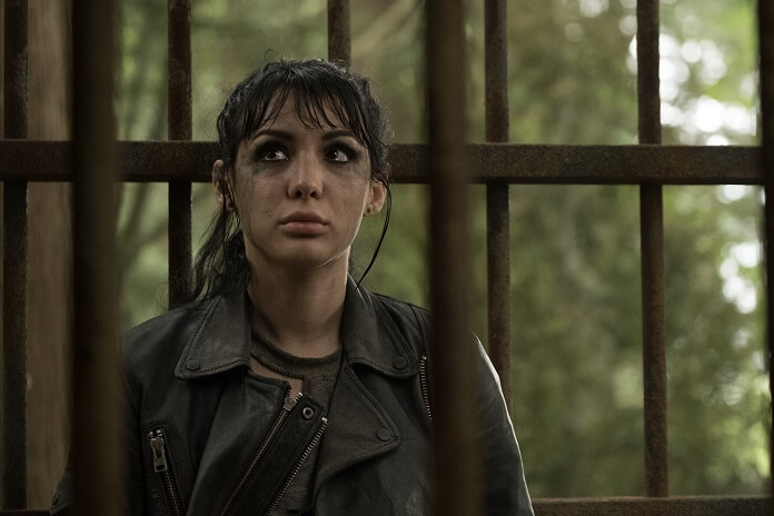 Hannah Marks in Dirk Gently's Holistic Detective Agency Season 2 Episode 4