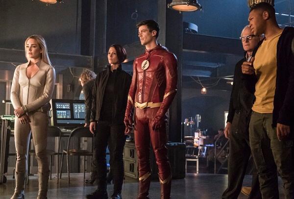 The Flash season 4 episode 8