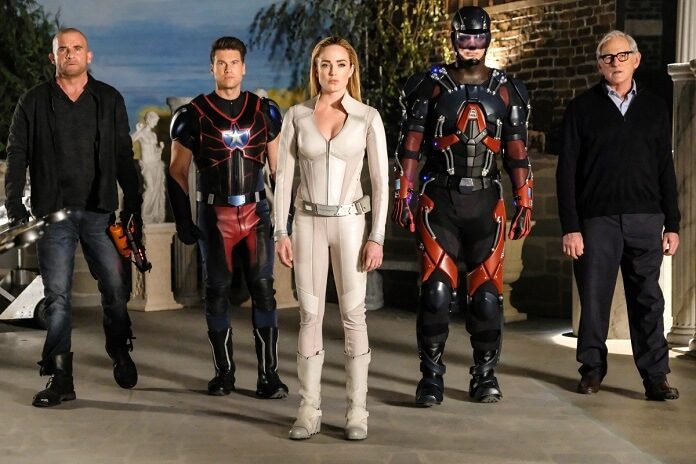 Legends of Tomorrow Season 3 Episode 6