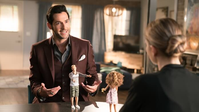 Lucifer Season 3 Episode 8
