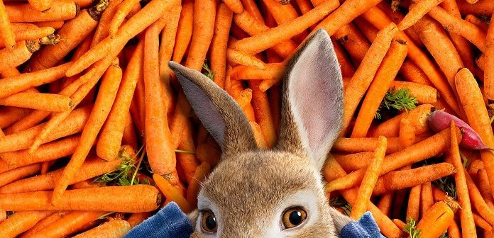 'Peter Rabbit' Introduces a New Trailer and Poster