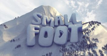 Smallfoot Animated Movie Logo
