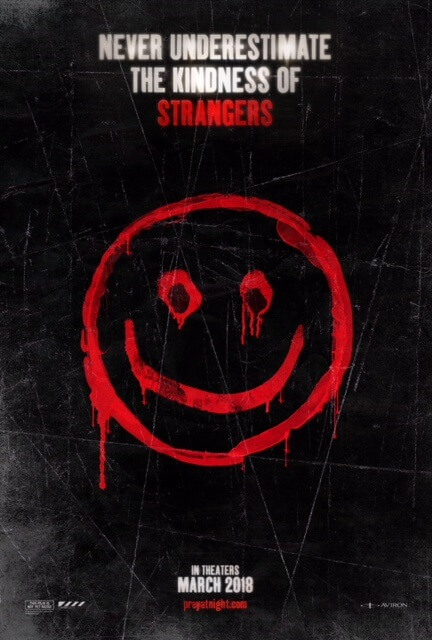 The Strangers: Prey at Night Teaser Poster