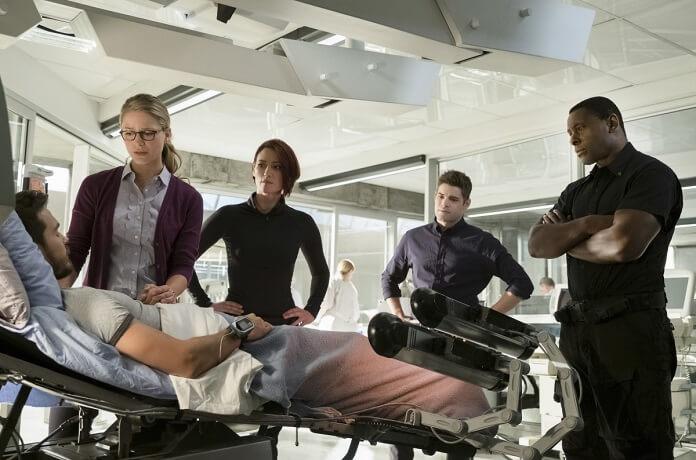 Supergirl Season 3 Episode 7