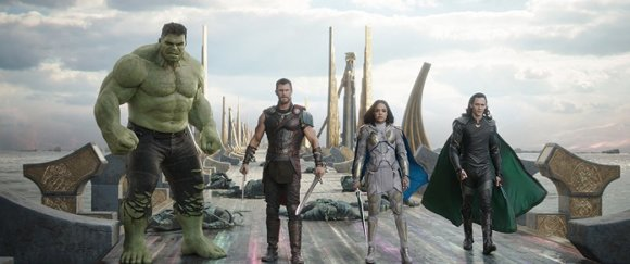 Thor: Ragnarok Box Office Numbers