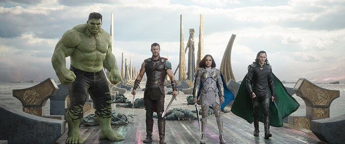 Thor: Ragnarok Box Office Numbers