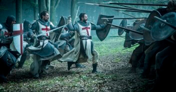 Knightfall star Tom Cullen