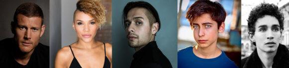 The Umbrella Academy Cast