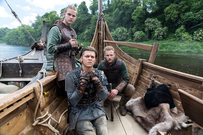 Vikings season 5 Alex Hogh Andersen
