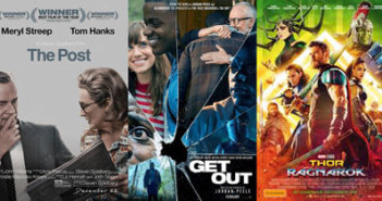 The best and worst in 2017 films