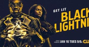 Black Lightning New Season 1 Poster
