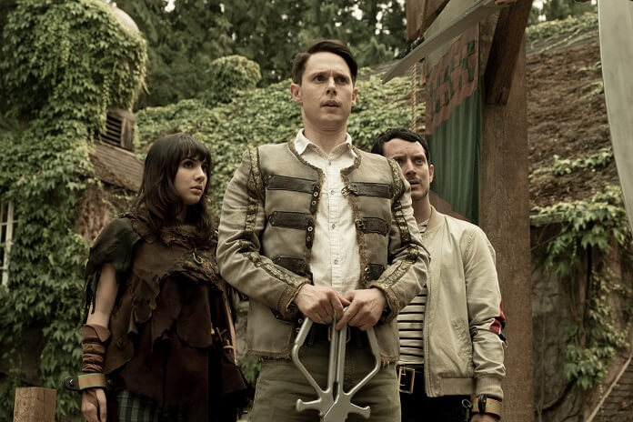 Dirk Gently's Holistic Detective Agency season 2 episode 8