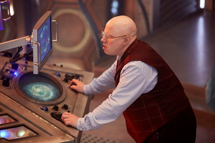 Doctor Who Matt Lucas