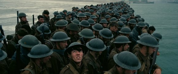Dunkirk Best Action Movies of 2017