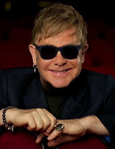 Elton John Grammy Special