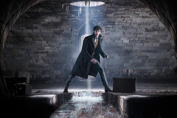 Fantastic Beasts: The Crimes of Grindelwald Eddie Redmayne