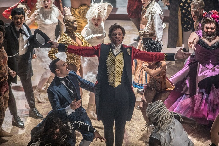 The Greatest Showman star Hugh Jackman