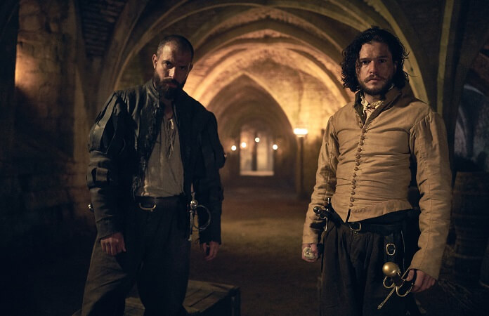 Gunpowder Series Episodes Preview