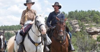 Hostiles Review with Rosamund Pike and Christian Bale