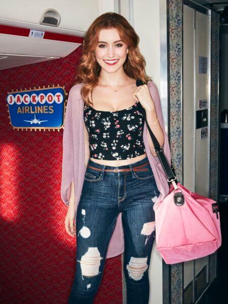 LA to Vegas Olivia Macklin