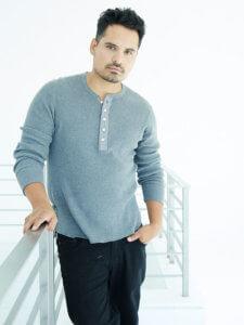 Michael Pena stars in Narcos