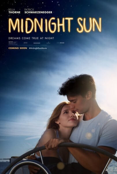 Midnight Sun poster and trailer