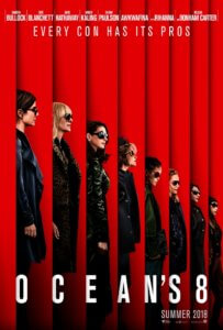 Ocean's 8 Teaser Poster and Trailer