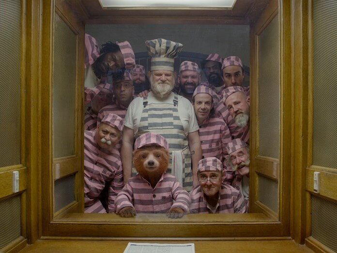 Paddington 2 New Trailer and Jail Photo