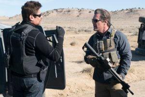 Sicario 2: Soldado Benicio Del Toro and Josh Brolin