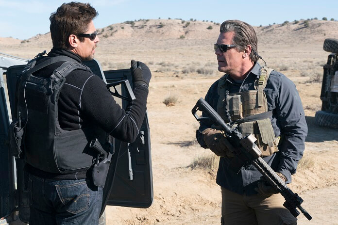 First trailer for 'Sicario 2