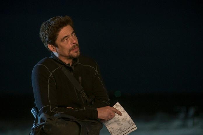 Sicario 2: Soldado Benecio Del Toro