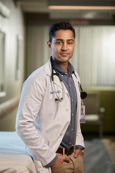 The Resident Manish Dayal