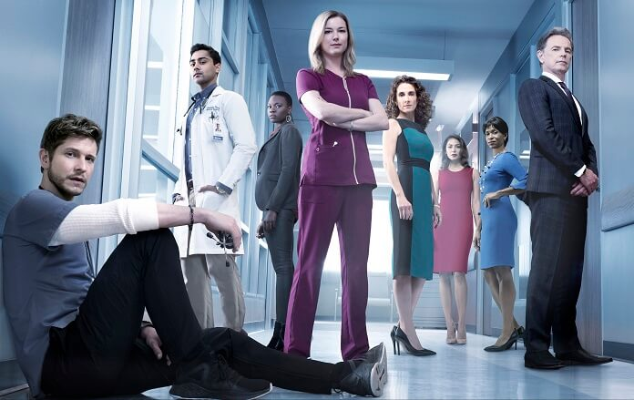 Fox's Premiere Dates; The Resident TV Series Cast